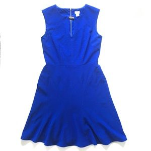 Caché Fit and Flare Dress